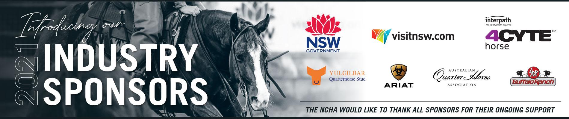 NCHA Banner